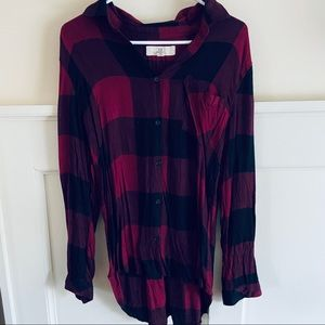 ▪️3 for $12▪️Plaid Button Up
